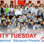 Fruity Tuesday. Primer Internivel de Educación Primaria