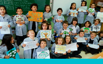 Family Tree #Lookaround. 1º de Educación Primaria