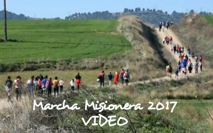 Marcha Misionera y Peque-Marcha (Video)