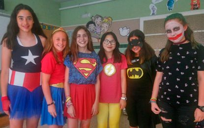 English theatre 6º Primary