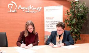 AgustinasVA_2018_Ingles_Convenio-Cambridge-Firma