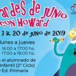 Tardes de junio con Howard | del 3 al 20 de junio