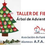 Taller Fieltro: Calendario de Adviento 2019
