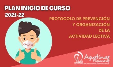 Plan de Inicio de Curso-Protocolo COVID 2021-22